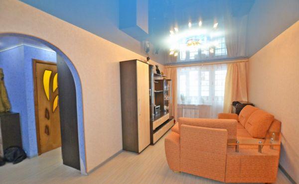 Продам двухкомнатную квартиру с ремонтом и мебелью